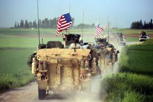 القوات الأميركية في سورية