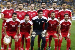 منتخب سورية الوطني لكرة القدم
