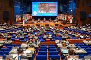 اجتماع منظمة حظر الأسلحة الكيميائية
