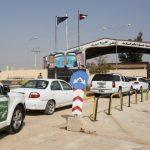الأردن يعيد فتح المعابر الحدودية مع سورية