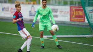 اللاعب السوري الياس هدايا