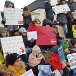 """لا يوجد أيّ جزء من سورية آمن"""" .. سوريون يطلقون حملة في الدنمارك خوفا من ترحيلهم"""