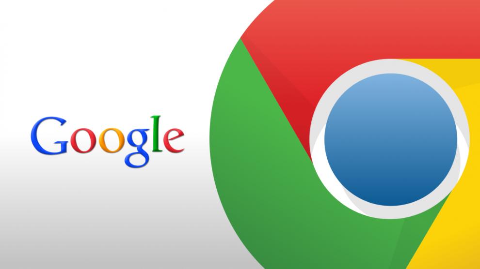 شعار شركة غوغل و تطبيق كروم