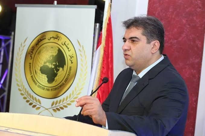 الحاكم الجديد لمصرف سورية المركزي محمد عصام هزيمة