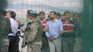الحكم بالمؤبد على محاولي الانفلاب في تركيا