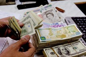 Dollar and Syrian pound