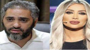مايا دياب : لو كنت قاضيا لحكمت على فضل شاكر بالإعدام